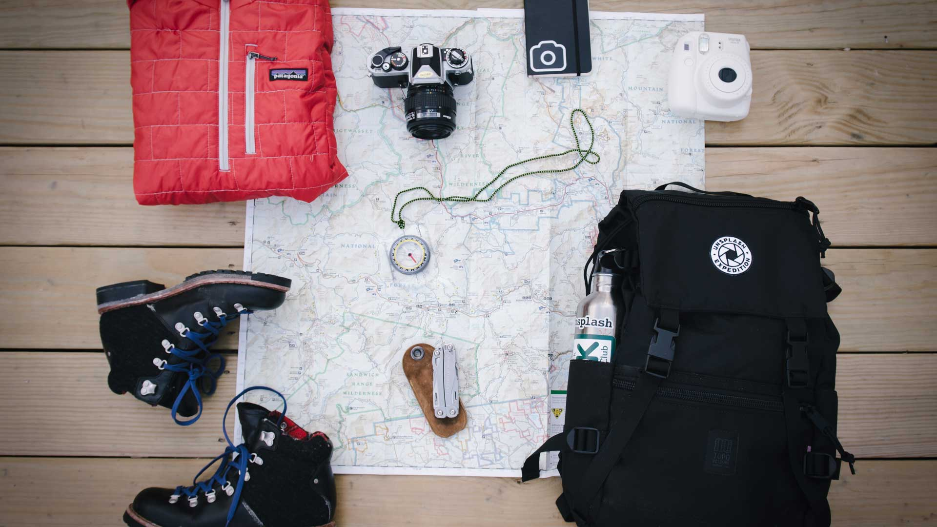 Used-Hiking-Gear-For-Outdoor-on-HouzzLife